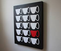 kitchen wall decor ideas home design cups kitchen wall decor