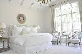 Decorator White Walls Decorating Bedrooms With White Walls