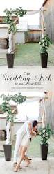 wow a diy bamboo wedding arch for less than 150 tutorial looks