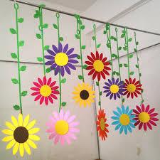 How To Decorate Nursery Classroom Usd 4 11 School Nursery Class Decorations Mall Corridor Area