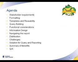 reporting requirement template ba best practices reporting requirements design creation and ba best practices reporting requirements design creation and distribution webinar