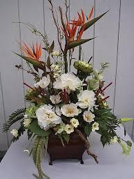 tall flower arrangements silk floral tall arrangements home