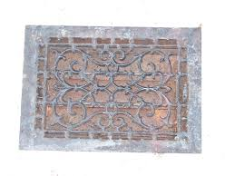 Floor Grates by Nor U0027east Architectural Salvage Of South Hampton Nh Antique