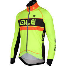 orange cycling jacket wiggle alé prr bering jacket cycling windproof jackets