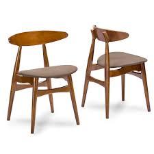 Scandinavian Dining Room Chairs Scandinavian Chair 2 Set Modern Furniture U2022 Brickell Collection