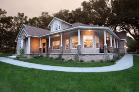pictures of modular homes with porches