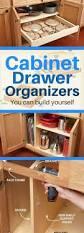 Kitchen Cabinet Divider Organizer by Best 25 Kitchen Organizers Ideas Only On Pinterest Kitchen