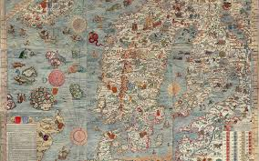 European Map Game by Download Wallpaper 3840x2400 Map Ancient Europe Islands Oceans