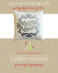 the savvy socialista u0027s cyber monday giveaway the savvy