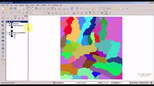 qgis viewshed tutorial qgis tutorial watershed analysis geospatial gis pinterest