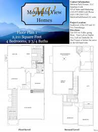 baldwin park homes llc plan 1