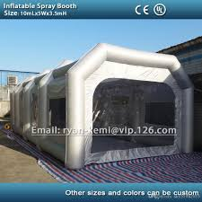 paint booths spray booths spray systems state shipping 2018 10m spray booth paint booth tent