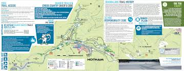 Big Sky Trail Map Mount Hotham Maps
