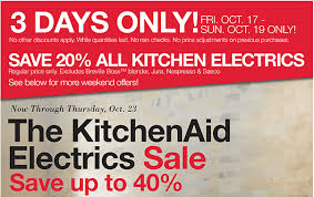 Home Outfitters Toasters Home Outfitters Canada 3 Days The Kitchenaid Electrics Sale Save