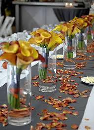fall wedding decorations 8 fall wedding decoration ideas