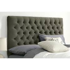 Fabric King Headboard Fabric King Size Headboard A Tufted Arched