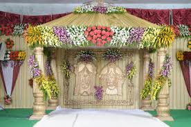 Home Decoration With Flowers Pictures On Wedding Stage Decoration With Flowers Free Home