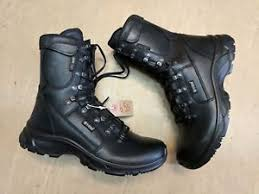 s army boots uk army yds black temperate leather goretex boots