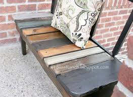 Iron And Wood Headboards 50 Headboard Bench Ideas My Repurposed Life