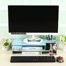 2 Tier Desk by Compare Prices On Desktop Risers Online Shopping Buy Low Price