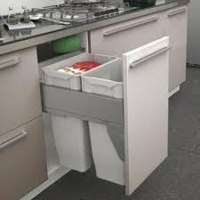 poubelle cuisine encastrable coulissante totale dans poubelle achetez au meilleur prix avec webmarchand com
