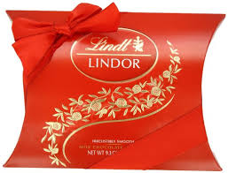 amazon lindt black friday lindt lindor milk chocolate pillow box gift set for 8 48