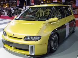 renault minivan f1 oddities and awesomeness 10 must see cars from retromobile