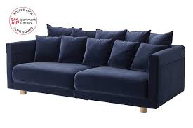 best sofa back support the best most comfortable ikea sofas apartment therapy