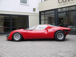 stradale for sale 1967 alfa tipo 33 stradale continuation coys of kensington