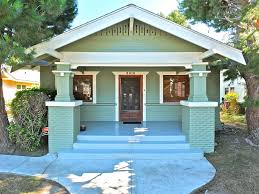 Bungalow Floor Plans Historic Classic Craftsman Bungalow Plus Studio