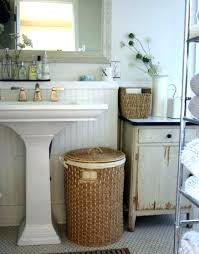 Rattan Bathroom Furniture Wicker Bathroom Furniture Storage Klyaksa Info