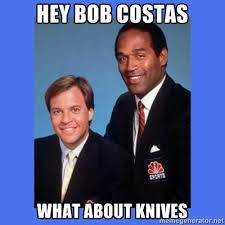 Bob Costas Meme - how bob costas on the second amendment ruined football uncommon