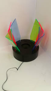 gcse product design mp3 speaker and light combined based on