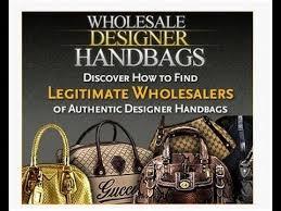 authentic designer handbags must see authentic wholesale designer handbag suppliers
