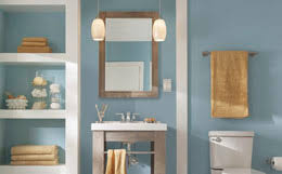 Lowes Bathroom Vanity And Sink by Install A Bathroom Vanity And Sink