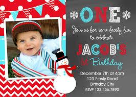 snowman birthday invitations boys winter birthday invites