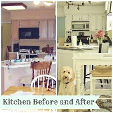 Kitchen Before And After Photos Kitchen Before And After