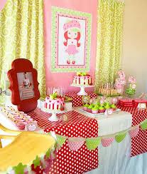 strawberry shortcake birthday party ideas strawberry shortcake theme party party city hours