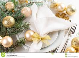 Gold Table Setting by Delicate Morning Tea Table Setting Stock Photo Image 40095474