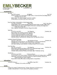 Startup Resume Example by Peace Corps Resume Sample Resume For Your Job Application