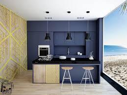 kitchen floating tv shelf blanco undermount stainless steel sink