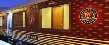 maharajas express train what is the schedule of maharajas express train for this season