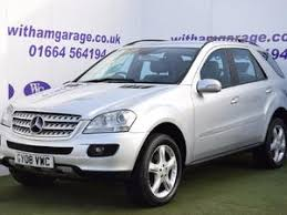 used mercedes m class uk used mercedes m class cars for sale in peterborough friday ad
