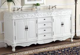 carolina 60 white double sink vanity by lanza astoria 60 inch white double sink bathroom vanity solid wood