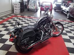 harley davidson xl 1200 driven co