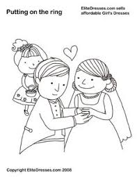 wedding coloring book coloring weddings coloring pages