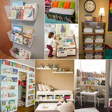 10 cool and creative kids u0027 book storage ideas http www