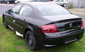 peugeot 407 estate peugeot 407 history of model photo gallery and list of modifications