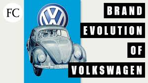 first volkswagen logo the history of volkswagen in 2 minutes youtube