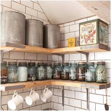 Rustic Kitchen Shelving Ideas by Cookbook Shelf Ideas Scaffolding Plank Kitchen Shelves Normally